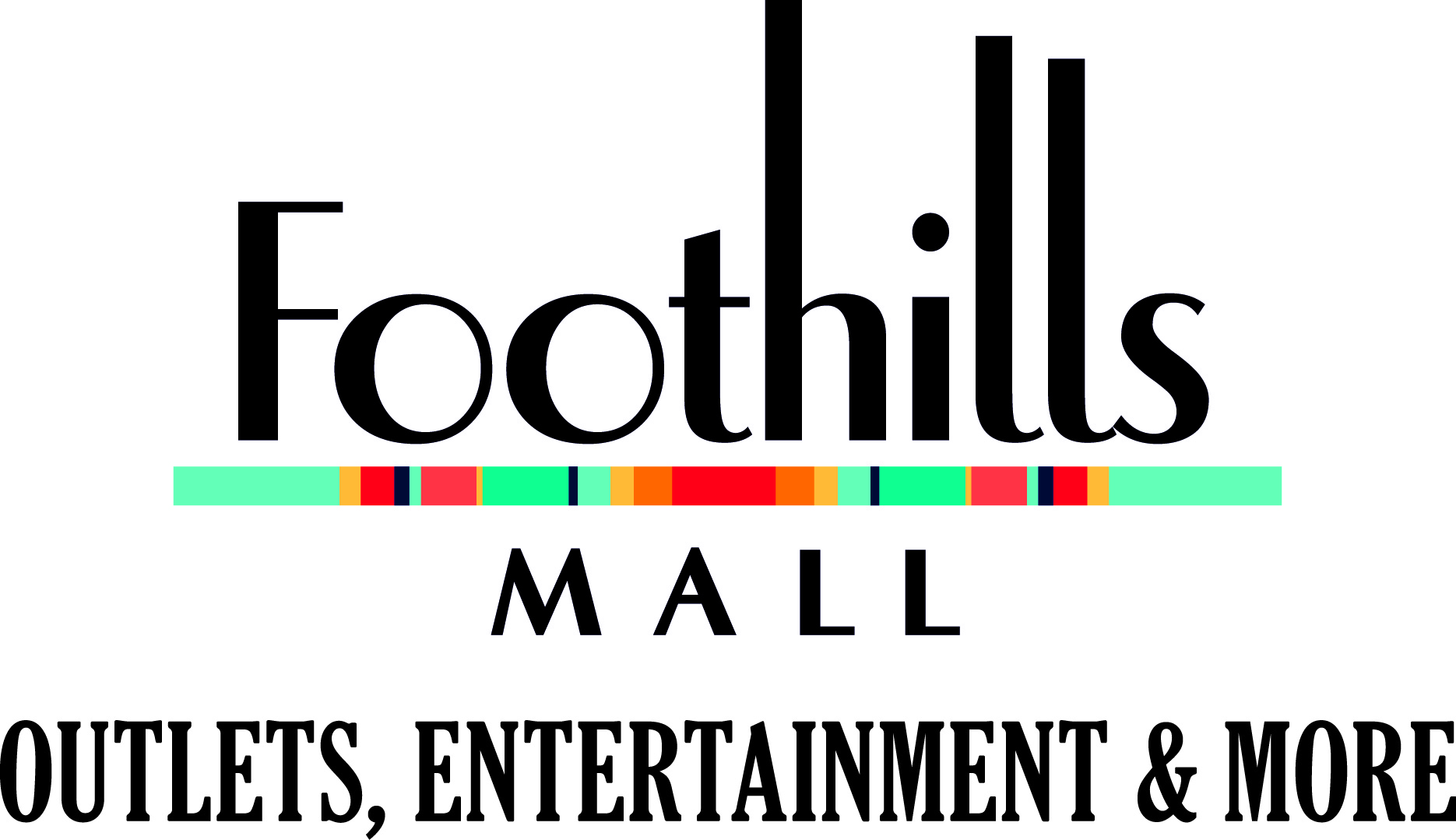 Foothills Mall Logo