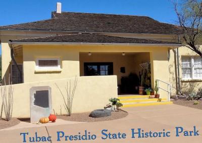 Tubac Presidio State Historic Park