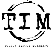 Tucson Improv movement Logo