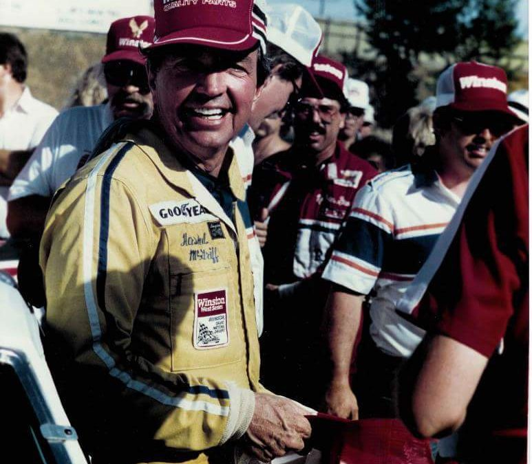 NASCAR Hall of Famer Returns To Tucson Speedway