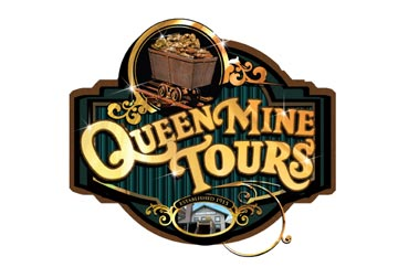 QueenMineTours logo