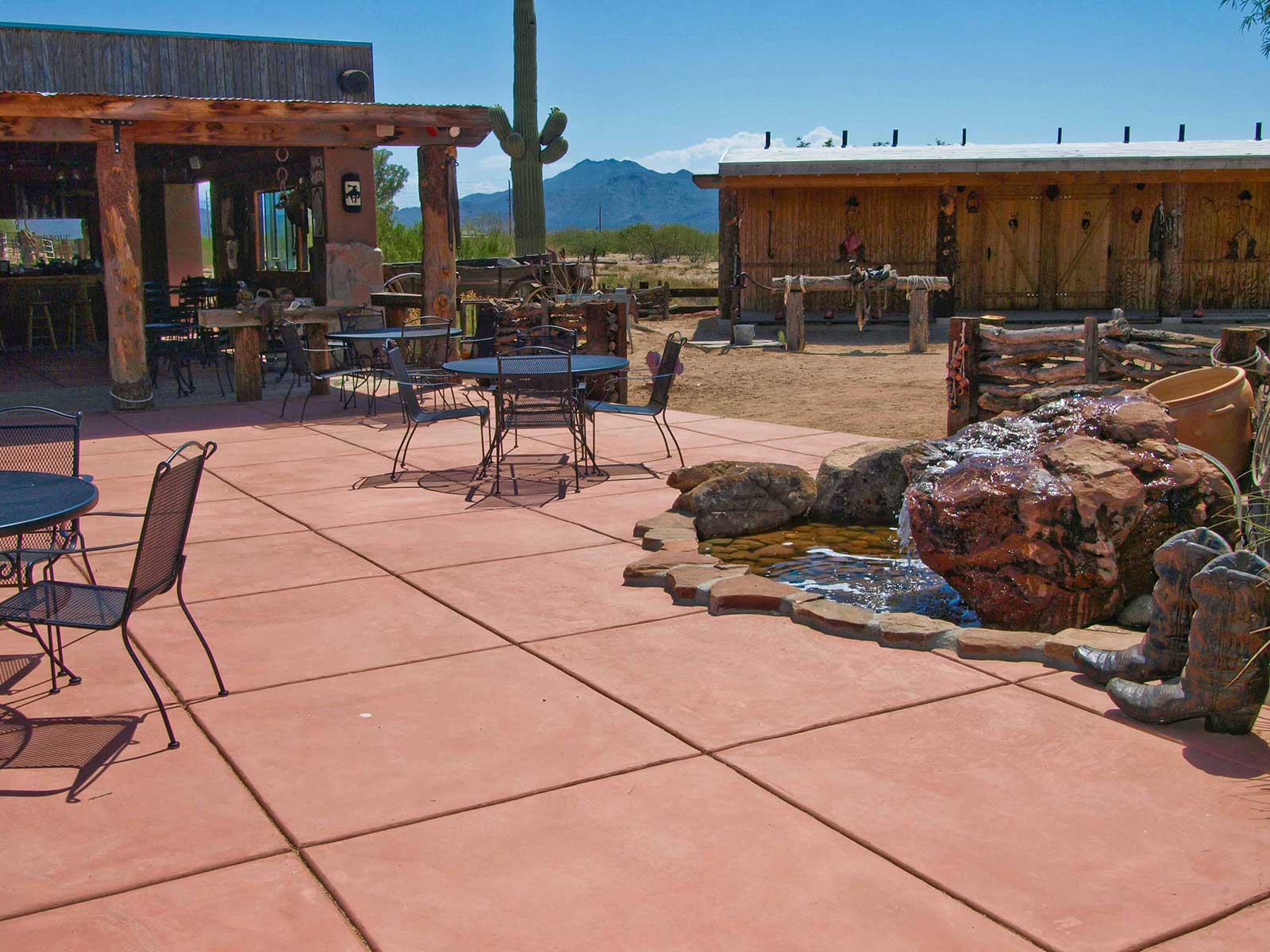 Cocoraque Ranch and Pavillion