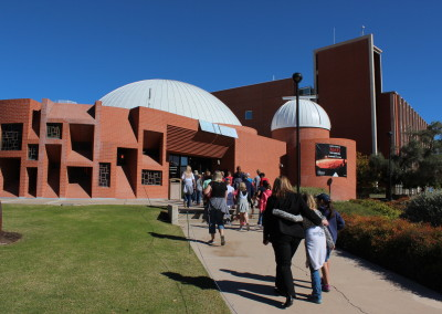 Flandrau Science Center & Planetarium