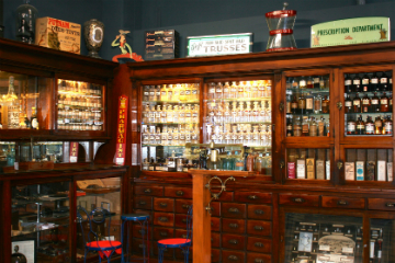 UA Pharmacy Museum