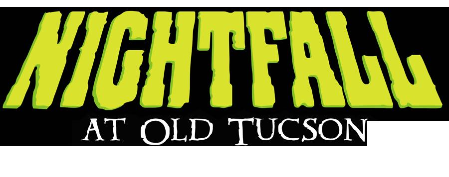 Nightfall at Old Tucson